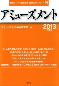 『アミューズメント──2013年度版 』